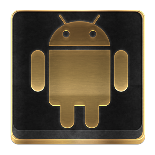 Luxury Gold - Icon Pack