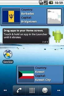 GeoStar - screenshot thumbnail