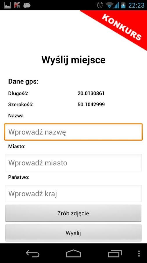 Przewodniki YouGO! Mobile- screenshot