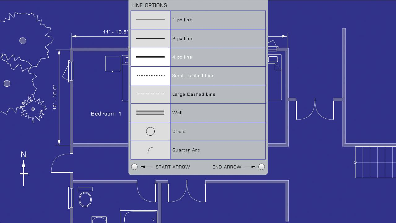 PadCAD CAD Drafting - screenshot