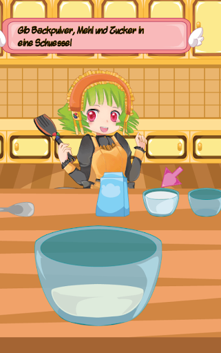 CupCake Cooking Story Tycoon