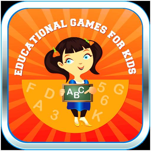 Educational games for kids LOGO-APP點子