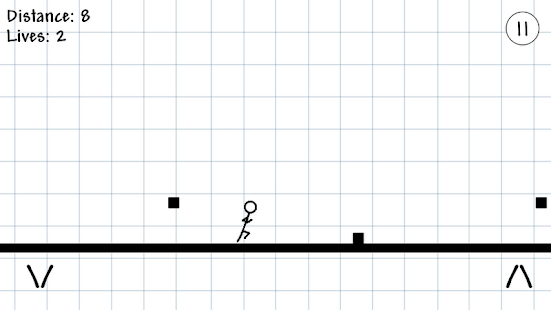 Stickman Runner- screenshot thumbnail
