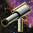 vrai télescope pro icon