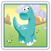 Adorable Dinosaur Memory Game