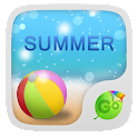GO Keyboard Summer Time Theme icon