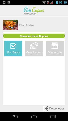 Viva Cupom Minha Loja  screenshots 3
