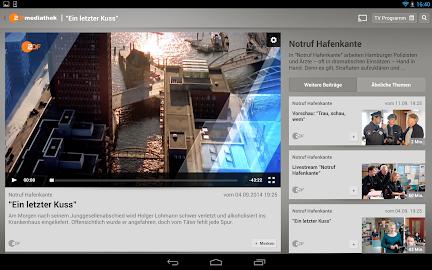 ZDF-App Screenshot 14