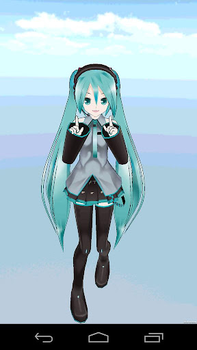 【免費音樂App】MIKUMIKUDANCE-WAVEFILE-APP點子