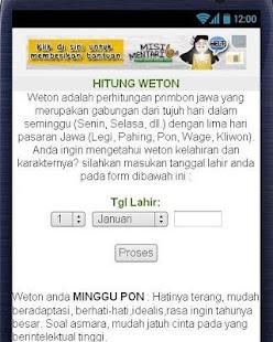 PRIMBON - ARTI NAMA - screenshot thumbnail