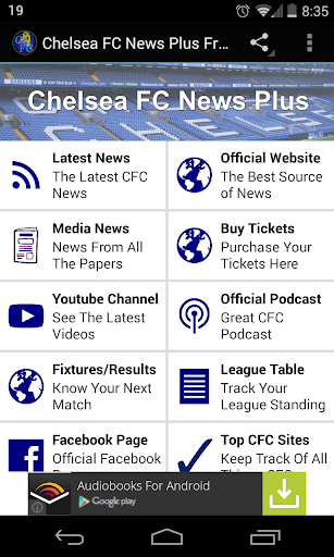 Chelsea FC News Plus Free