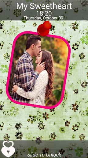 My Love Photo Lock Screen