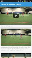 Screenshot of Soccer: Pass, Volley, Assist