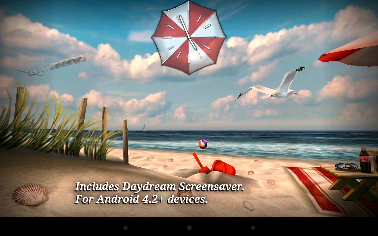 My Beach HD screenshot #16