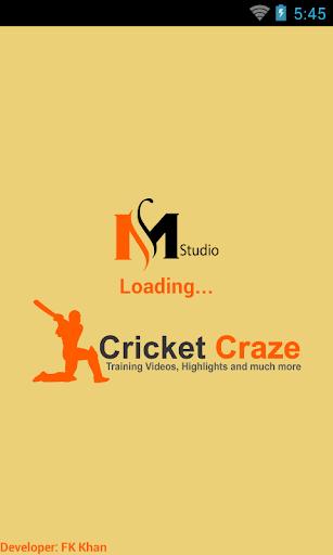 Cricket Craze