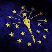 Indiana Flag Live Wallpaper