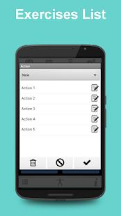 Tabata Timer for HIIT Screenshot