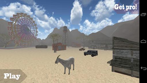 Goat Rush Simulator