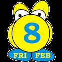 Lucky Calendar logo