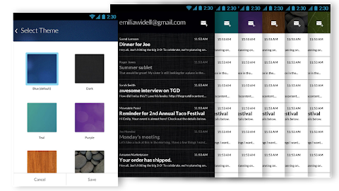 Email App for Gmail & Exchange Screenshot 5