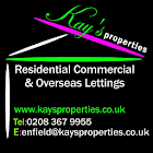 Kays Letting Agent London icon