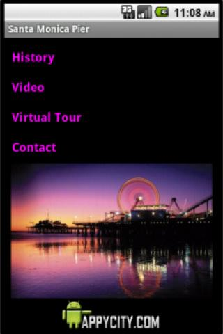 Santa Monica Pier- screenshot