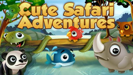 Cute Safari Adventures
