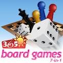 365 Board Games: 7 in 1