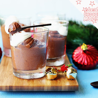 Chestnut Chocolate Mousse