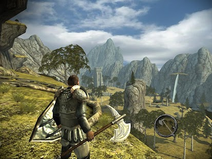 Ravensword: Shadowlands 3d RPG- screenshot thumbnail