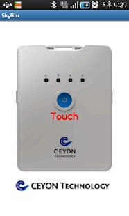 Portable RFID Reader via BT- screenshot thumbnail