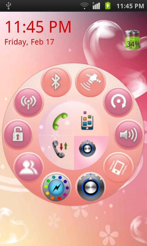 Speed Launcher LockScreen- screenshot