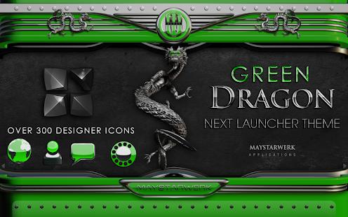 下一主题龙绿色 NEXT