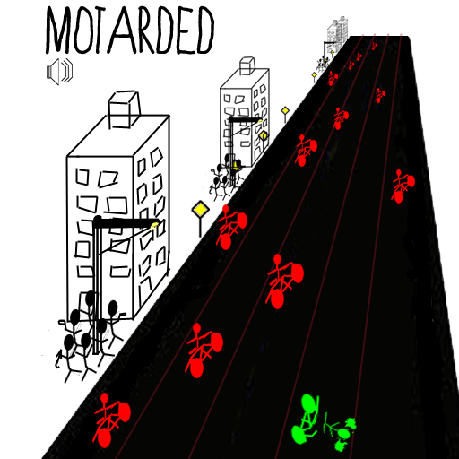 Motarded LOGO-APP點子