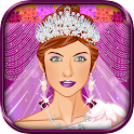 Wedding Girl Dress Up icon