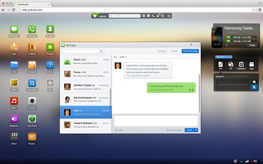 AirDroid 2 desktop