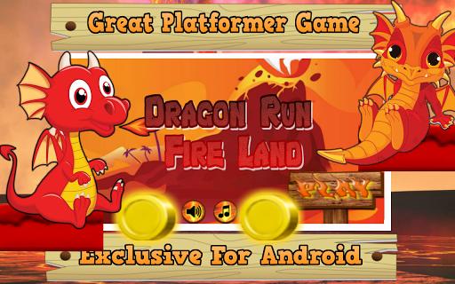 Dragon Run Fire Land
