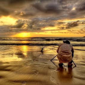 Action by Johan Wan - Landscapes Sunsets & Sunrises