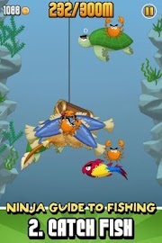 Ninja Fishing Screenshot 3