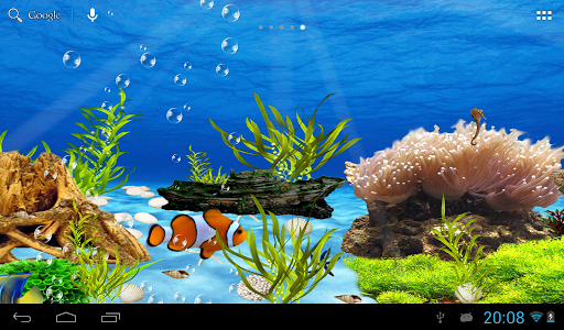 水族館ライブ|玩個人化App免費|玩APPs