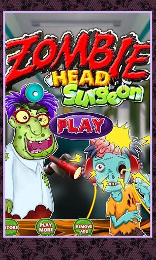 頭部手術醫生 - 殭屍