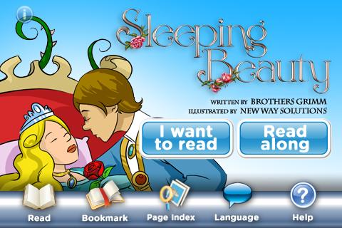 Sleeping Beauty StoryChimes - screenshot