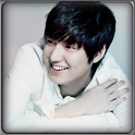 Lee Min Ho Live Wallpaper 2 icon