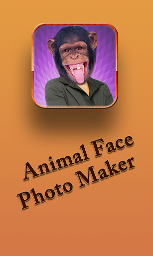 Animal face photo maker