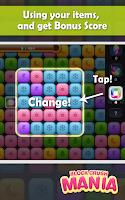 Screenshot of Block Crush Mania