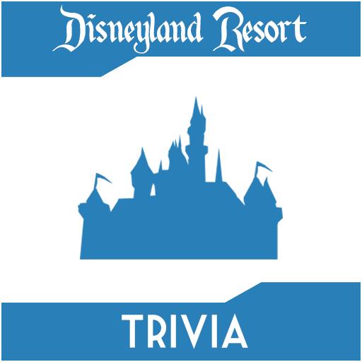Disneyland Resort Trivia LOGO-APP點子