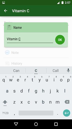 【免費醫療App】Pill Organizer (Reminder)-APP點子