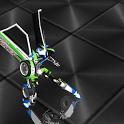3D Transformer Wallpaper Free icon