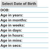 Age Calculator