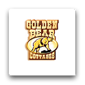 Golden Bear Cottages logo
